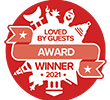 loved by guests 2021 award